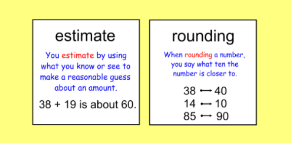 Rounding And Estimation: Multiple Choice Questions