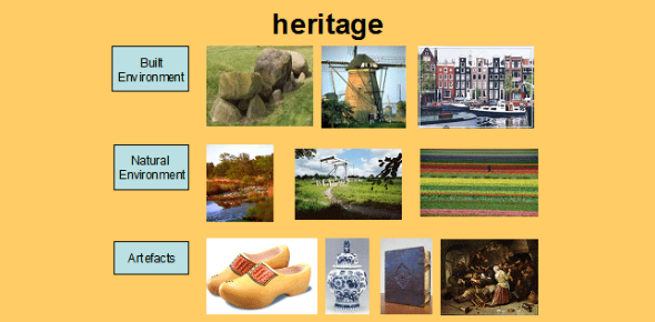 What Is Your Heritage?