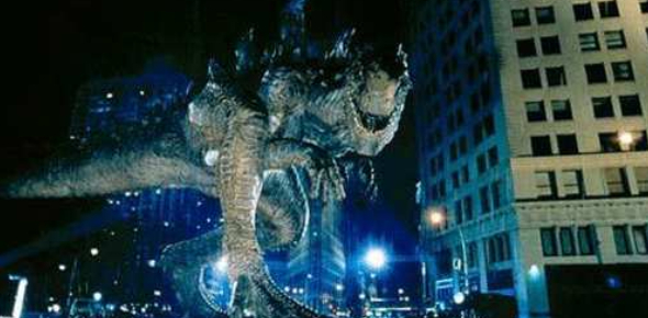 Godzilla (1998) Movie Quiz