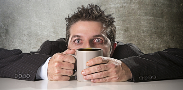 Are You Addicted To Caffeine?