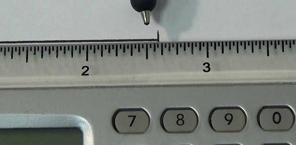 1/32 Inch Measurement Quiz