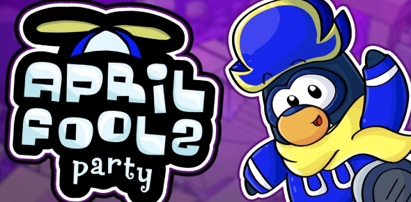 April Fools (Most Questions About April Fools) Club Penguin Quiz!