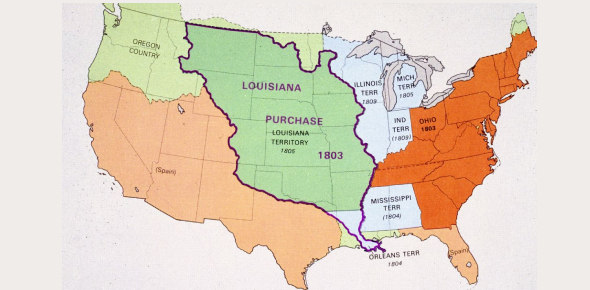 The Louisiana Purchase! Trivia Facts Quiz