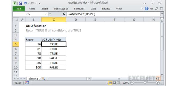 MS Excel Formulas And Functions Trivia Quiz!