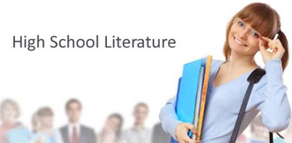 High School Literature Knowledge Quiz! Trivia