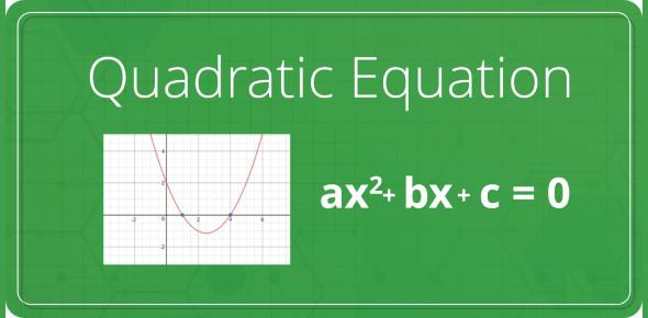 Quadratic Vocabulary Quiz: MCQ Test!