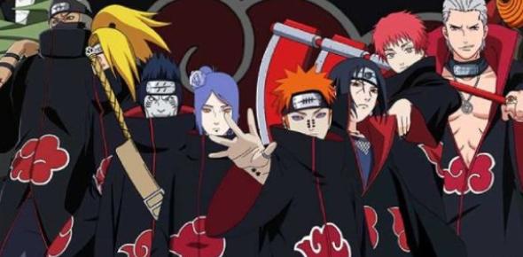 Naruto Quiz: Which Akatsuki Member Would You Be?