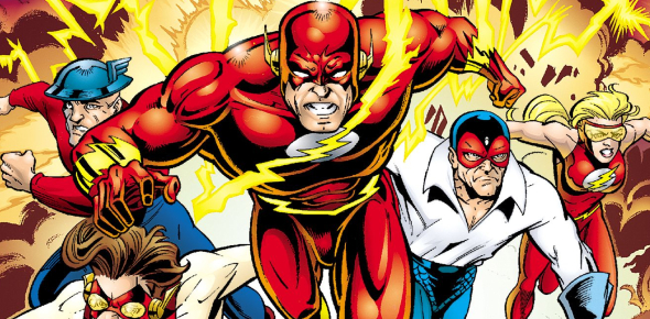 Which DC Speedster Are You?