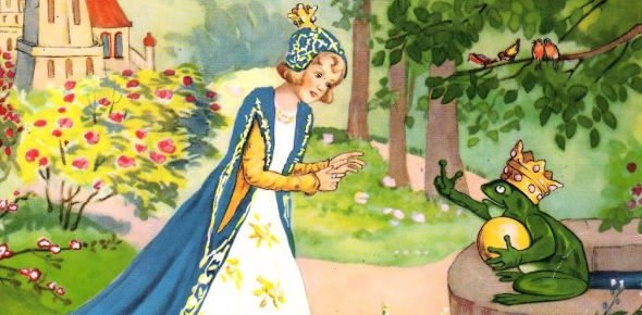Quiz: The Frog Prince Fairy Tale! Trivia