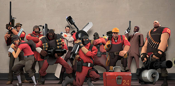 Which TF2 Character Are You Quiz