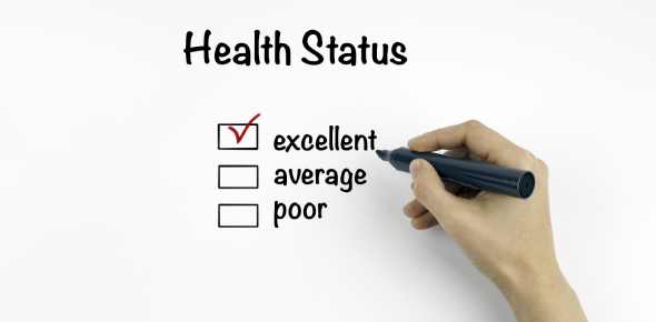 What Is Your Health Status?
