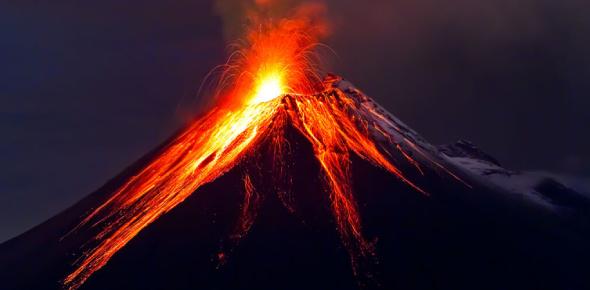 Volcanoes Quiz Questions: Trivia Test!