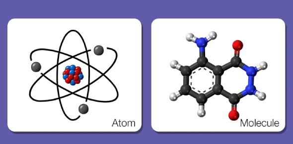 Concepts Of Atom And Molecules: Quiz!