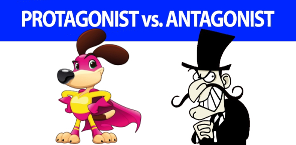 Protagonist And Antagonist Character: Quiz!