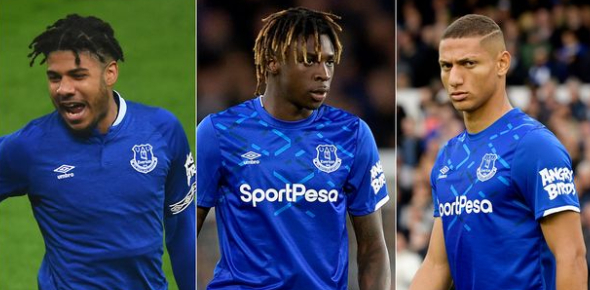 Which Everton Player Are You?