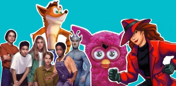 90s Pop Culture Trivia Quiz!