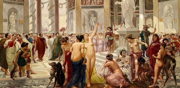 Week 16: Life In Rome