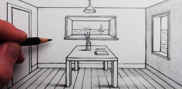 Take This Perspective Drawings Quiz!
