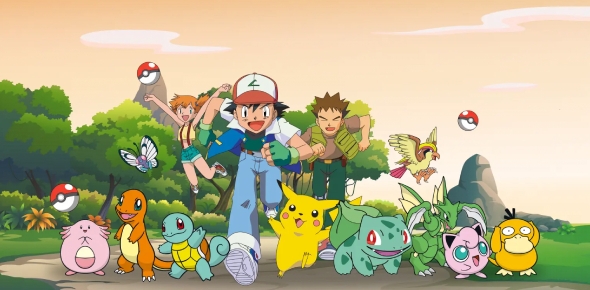 Which Pokemon Trainer Are You?