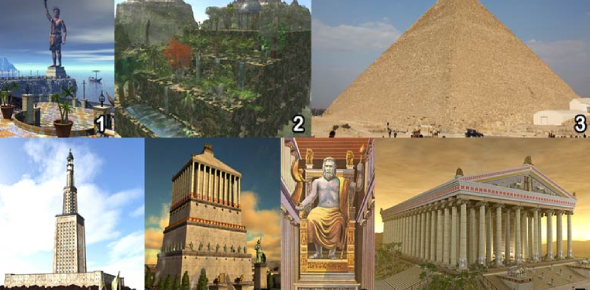 Quiz On Ancient Wonders Of The World! Trivia