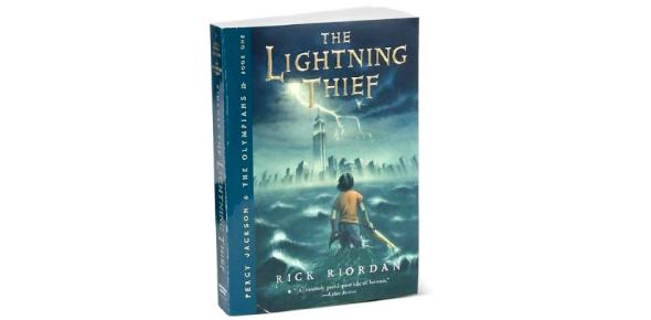 The Lightning Thief Quiz! Novel Trivia
