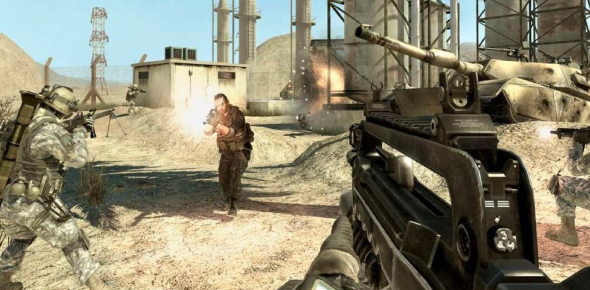 Call Of Duty: Modernwarfare 2 Multiplayer Quiz!