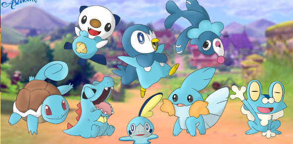What Starter Pokemon Are You? Quiz