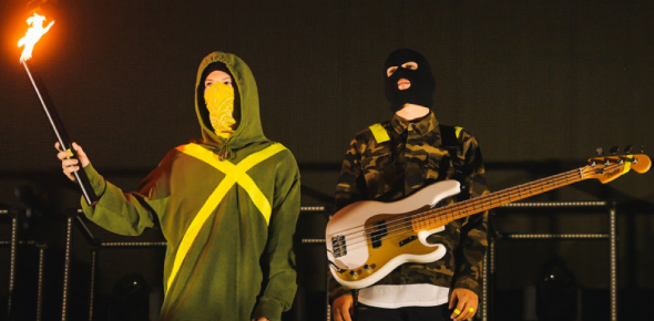 We Can Guess Your Favorite Twenty One Pilots Song!