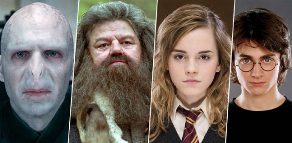 Which HP Character Are You?