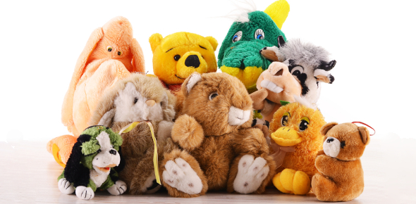 What Is Your Stuffed Animal Name Quiz!