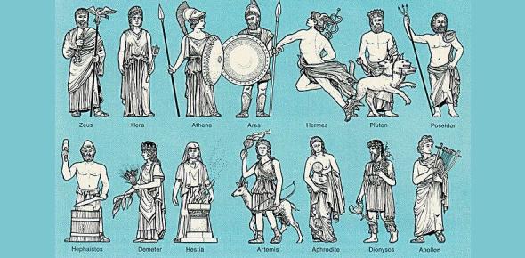 Quiz: Greek Gods And Goddesses Trivia!