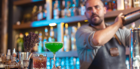 Basic Bartending Knowledge Quiz