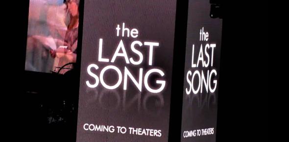 The Last Song Novel! Trivia Quiz