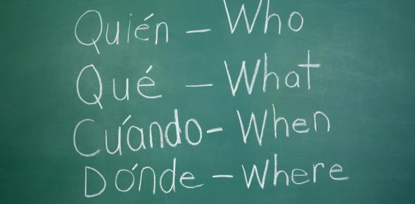 Spanish Vocabulary Quiz! Trivia Exam