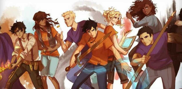 Which Character From Percy Jackson Are You?