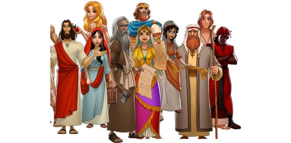Bible Characters Quiz MCQ! Trivia
