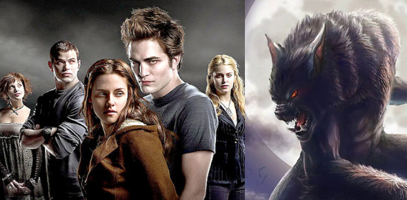 Are You A Twilight Vampire Or Werewolf Quiz!