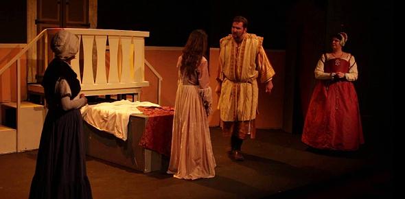 Romeo And Juliet: Act III