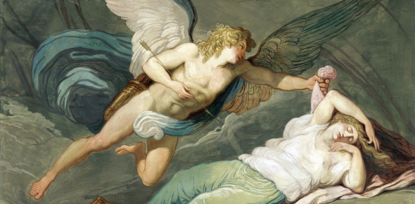 Cupid And Psyche Reading Review Quiz