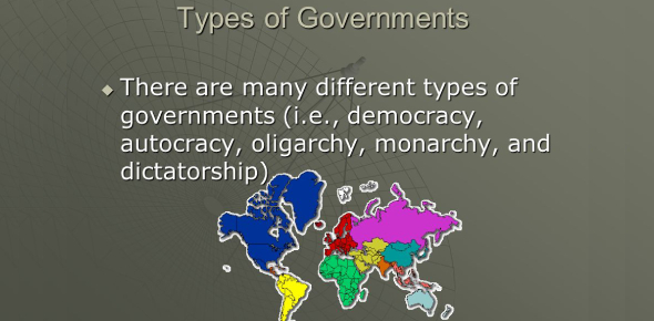 Types Of Government Quiz: Trivia Test!