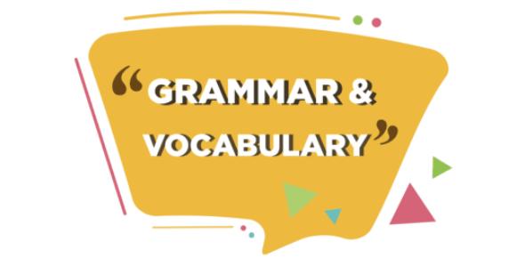 English Grammar And Vocabulary Exam: Quiz