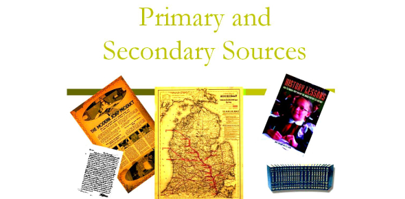 Ultimate Trivia On Primary And Secondary Information Sources!