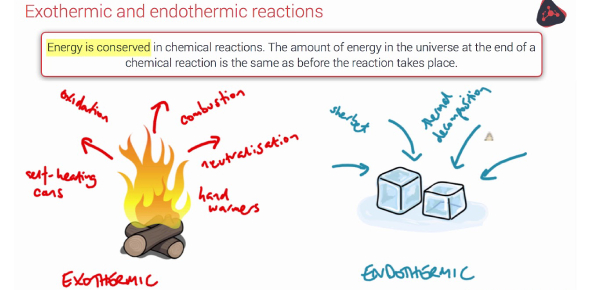 Endothermic And Exothermic Chemical Reactions! Trivia Quiz