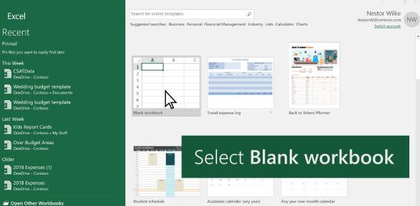 MS Excel Workbook And Formulas! Trivia Quiz