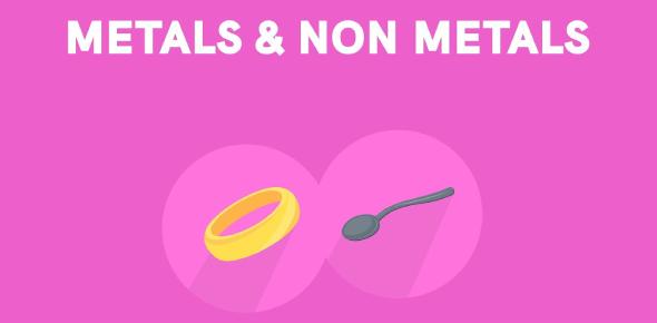 Practice Questions On Metals And Nonmetals! Quiz