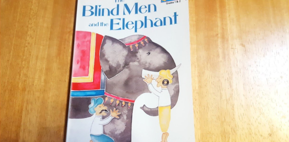 Blind Men And An Elephant Book Quiz! Trivia