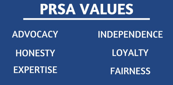 EQ -- PRSA Ethics Quotient Quiz