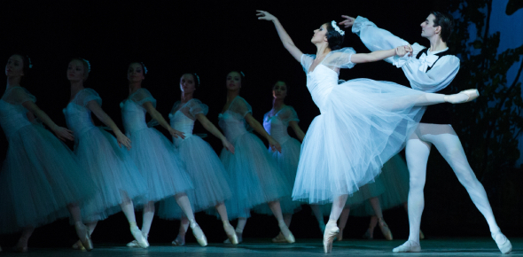 What Famous Ballet Character Are You?