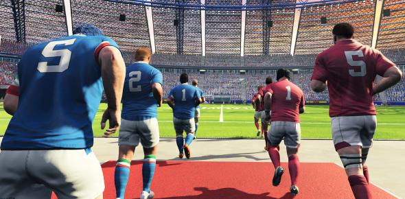 Rugby Gameplay Basics