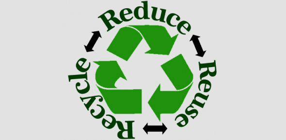 Reduce. Reuse. Recycle.